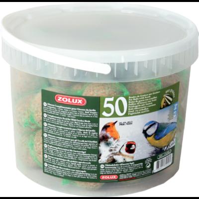 Boules de graisse - Seau 50 X 90g