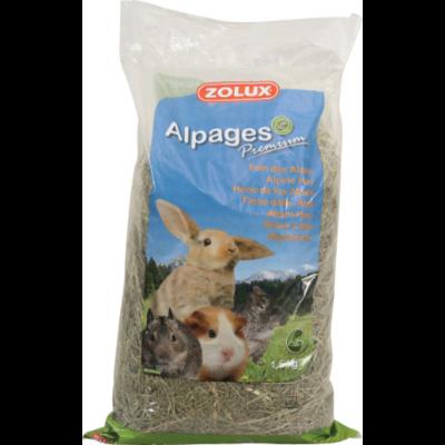 Zolux-Foin alpages premium 1.5kg