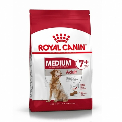 Royal Canin - Medium Adult 7+