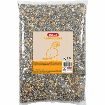Zolux-Alimentation pour perroquet 3kg