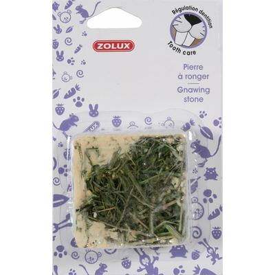 Zolux-Pierre à ronger minérale herbe