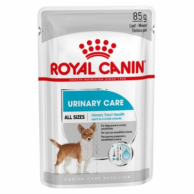 Royal Canin Urinary Care  mousse - Lot 12 x 85g