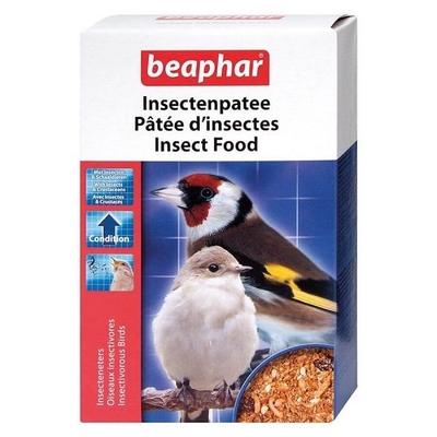 Pâtée d'insectes