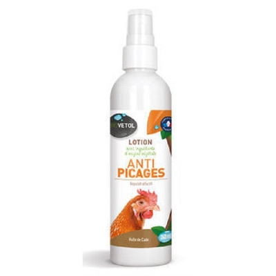 Naturly's - Lotion Anti-picages Basse-cour