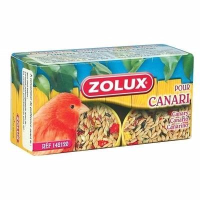 Zolux-Godets Miel Canaris Boite x2