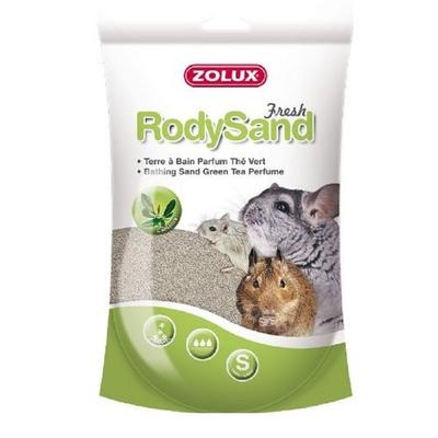 Zolux-Terre à bain Rodysand Thé Vert 2L
