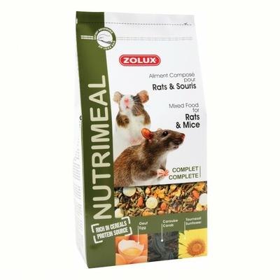 Zolux-NutriMeal - Aliment pour Rats et Souris