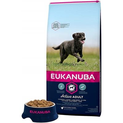 Eukanuba - Croquettes Premium - Adult Grandes Races