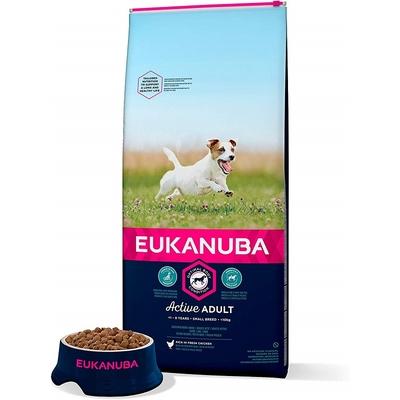Eukanuba - Croquettes Premium - Adult Petites Races