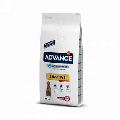 Advance Chien - Sensitive agneau riz