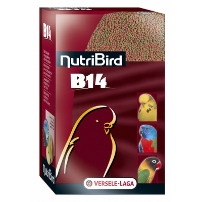 Versele Laga - Aliments NutriBird B14 pour perruches