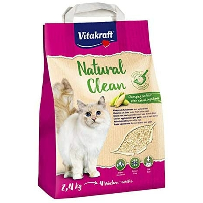 Vitakraft Litiere Natural Clean Maïs