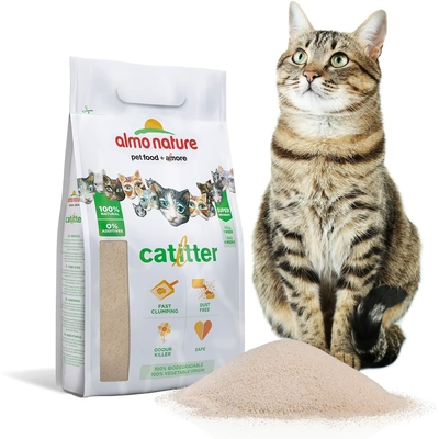 LitiŠre Ecologique Cat Litter