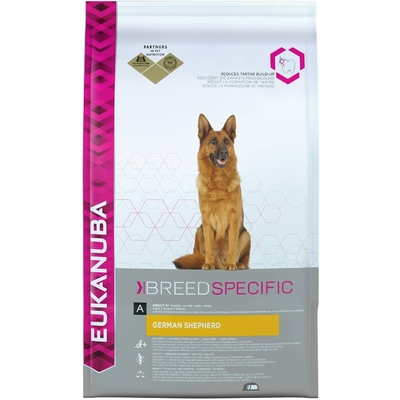 Eukanuba - Croquettes Breed Select Berger Allemand 12kg