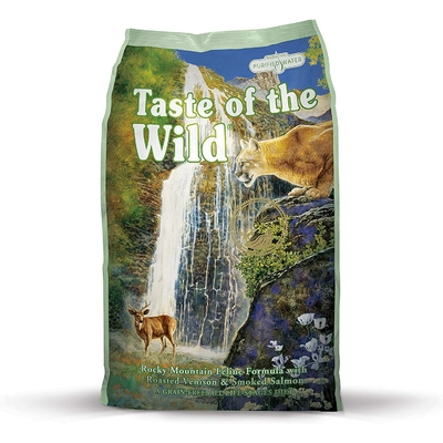 Croquettes Taste Of Wild pour Chat - Rocky Mountain