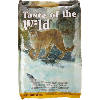 Croquettes Taste Of Wild pour Chat - Canyon River