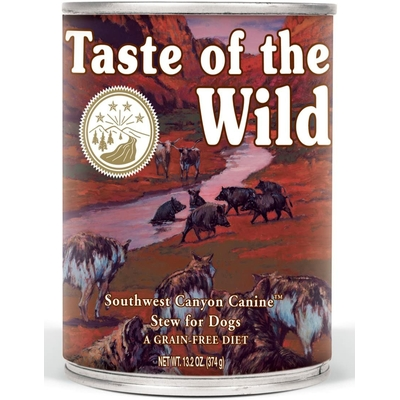 Taste of the Wild - Pacific Stream - Boite 390gr