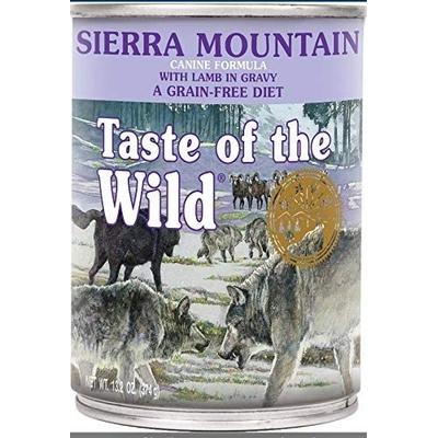 Taste of the Wild - Sierra Mountain - Boite 390gr