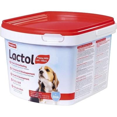 Lactol, lait maternisé pour chiot