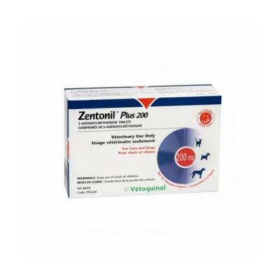 ZENTONIL Plus 200 mg  30 comprimes