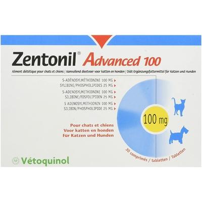 ZENTONIL Advanced 100 mg  30 comprimes