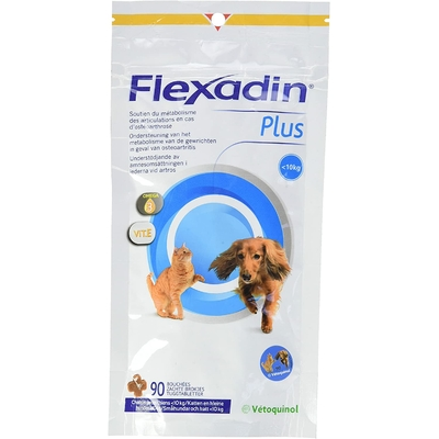 FLEXADIN PLUS Mini 1-10 KG 90 bouchées