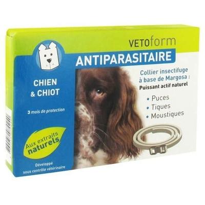 VETOFORM Collier Insectifuge pour Chien et Chiot