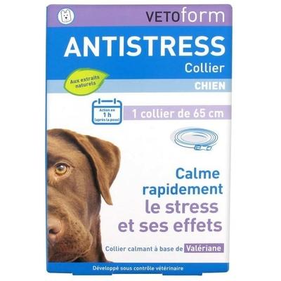 VETOFORM Collier Anti-Stress pour Chien