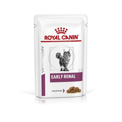 Sachets Royal Canin Veterinary diet cat early renal - 12x85g
