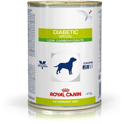 Royal Canin Veterinary diet dog diabetic special