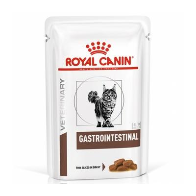 Royal Canin Veterinary diet - Sachet cat gastro intestinal - 12x85gr