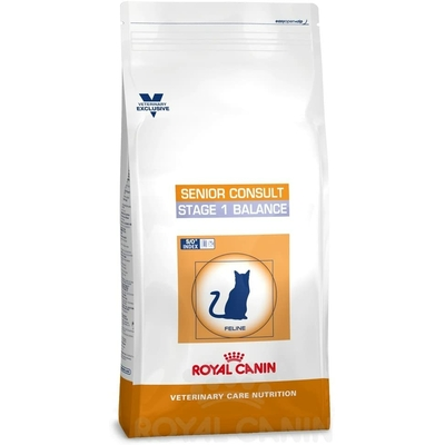Royal Canin VCN cat senior stage1 balance