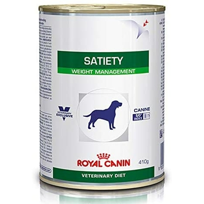 Royal Canin Veterinary diet dog satiety