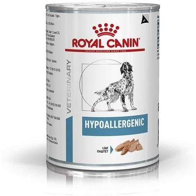 Royal Canin Hypoallergenic Chien - BoŒtes de 410 g