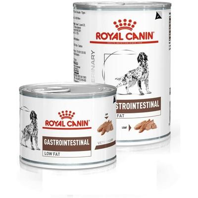 Royal Canin Veterinary diet - Gastro intestinal low fat - Boite de 200g