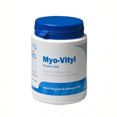 TVM - MYO VITYL
