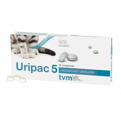 TVM - URIPAC 5 MG