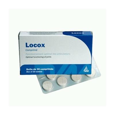 TVM - LOCOX 30 Comprimés