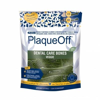 Demavic - Plaque Off Dental Care Bones Veggie
