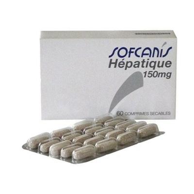 Moureau - Sofcanis Canin Hépatique - 150MG