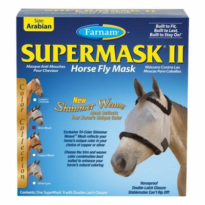 Masque Anti Mouche SuperMask Arabe sans oreilles