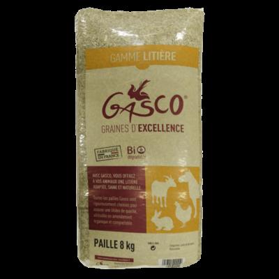 GASCO- Litière paille