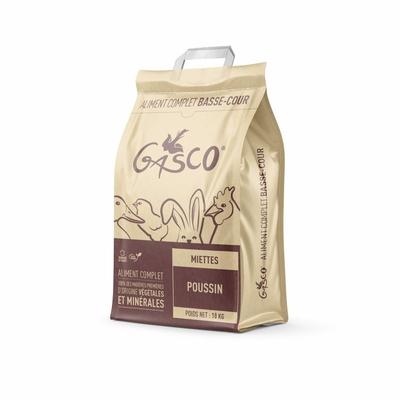 GASCO - Alimentation miette pour poussin