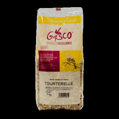GASCO - Alimentation pour Tourterelles