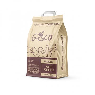 GASCO - Alimentation granulés pour poule pondeuse