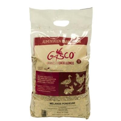 GASCO- Alimentation mélange poule pondeuse