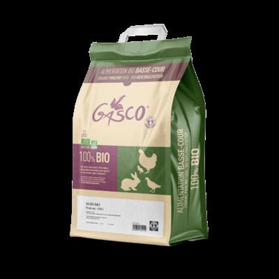GASCO - Alimentation Basse Cour - Mais BIO