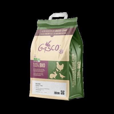 GASCO - Alimentation Basse Cour - Blé BIO