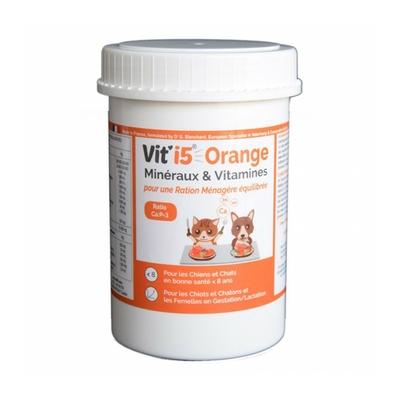 Complément Vit'I5 Orange pour Chien et Chat