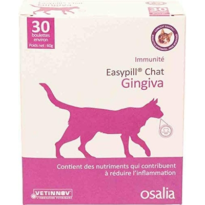 Easypill Chat Gingiva